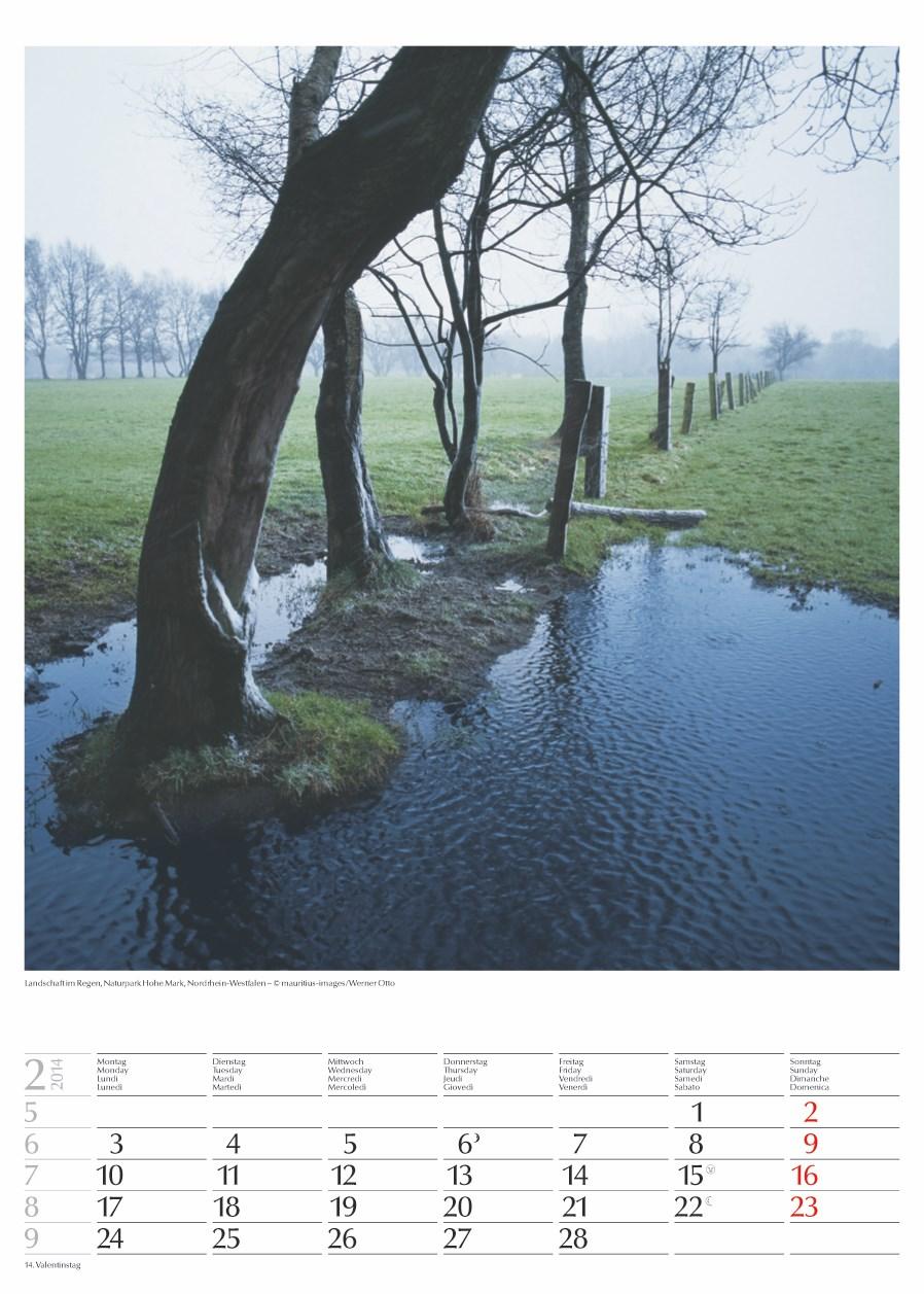 Geschuetzte Naturlandschaften 2014_30x42