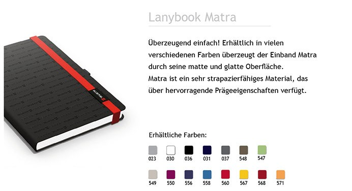 Lanybook-Matra