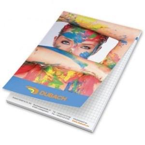 Schreibblock-Deckblatt